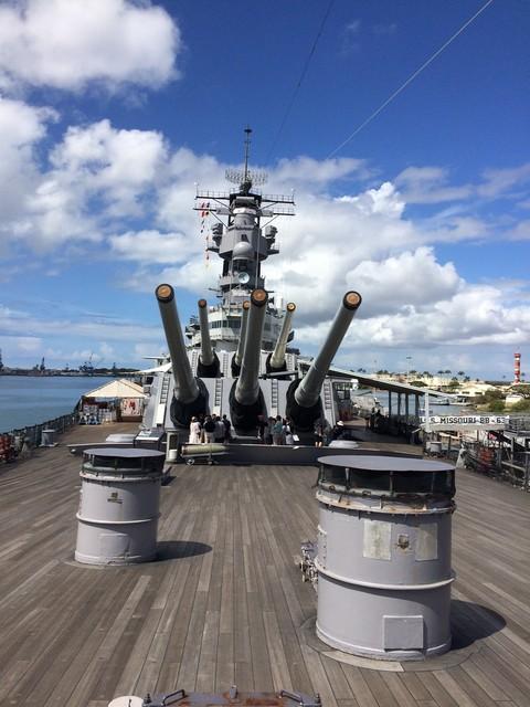 戦艦と歴史
